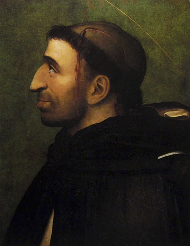 RenEU - Monastery of San Marco - Machiavelli's Savonarola