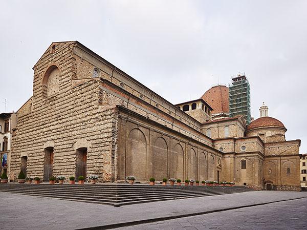 RenEU - The Basilica of San Lorenzo - Preaching to the Women